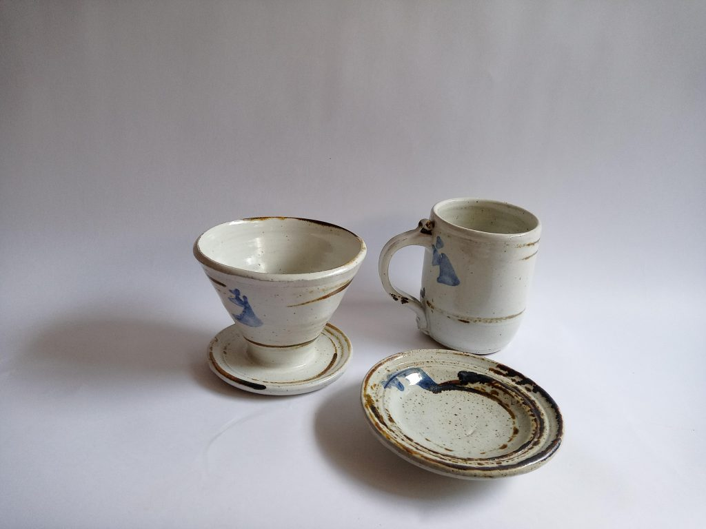 Coffee Pourover Set